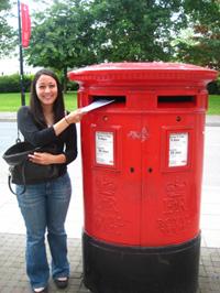 Postbox photo